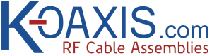 Koaxis Coaxial RF Cable Assemblies
