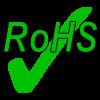 RoHS 2011/65/EU Compliant