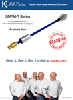 Koaxis Advertisement SMPM-T Coaxial RF Cable Assemblies